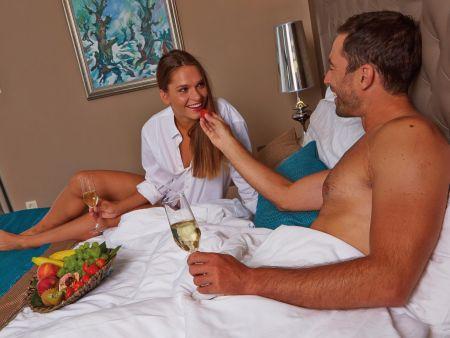 Romantisches Wochenende für zwei